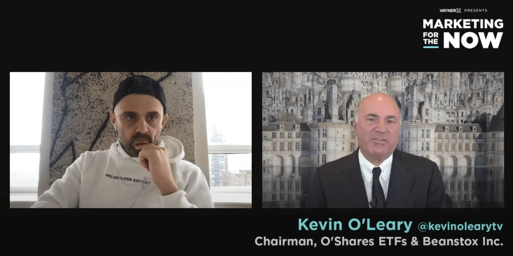 GaryVee with Kevin OLeary