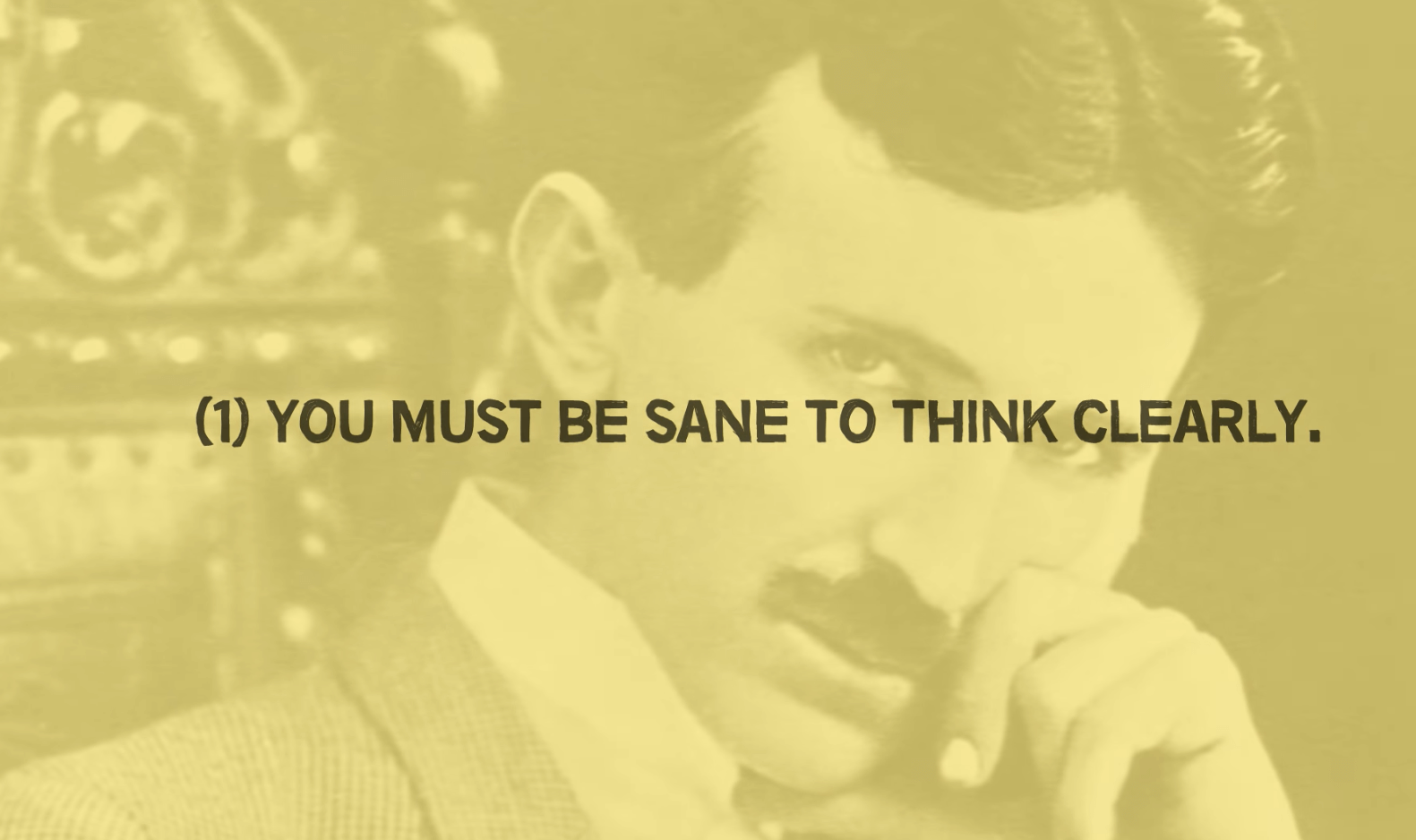 7 Lessons form Tesla to Creatives